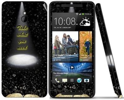 Snooky HTC One mini Mobile Skin Black