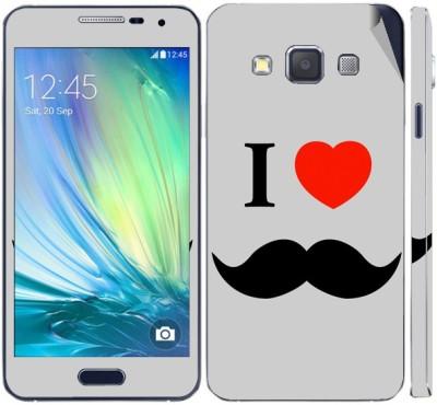 Snooky Samsung Galaxy E7 Mobile Skin Grey