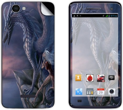 Skintice SKIN39202 Micromax Canvas 2 Colors A120 Mobile Skin Grey  available at Flipkart for Rs.299