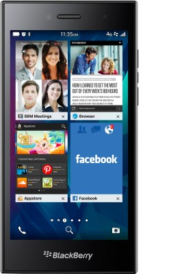 Blackberry Leap (Grey, 16 GB)(2 GB RAM)