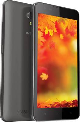 Intex Aqua HD 5.0 (Golden Black, 8 GB)