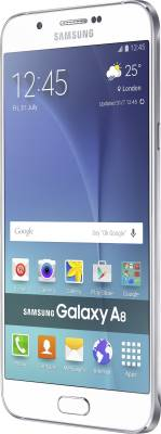Samsung Galaxy A8 (White, 32 GB)