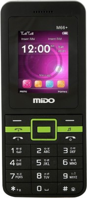 Mido M-66+(Black & Green) 1