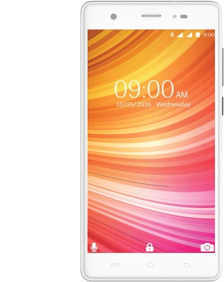 Lava P7+ (White Gold, 8 GB)(1 GB RAM) 1