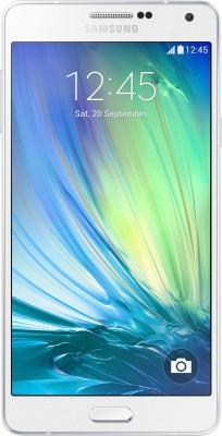 Samsung Galaxy A7 (Pearl White, 16 GB)(2 GB RAM) at flipkart