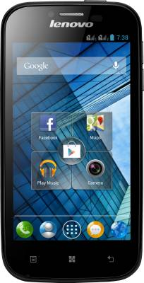 Lenovo A706 (Black, 4 GB)