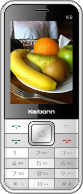 Karbonn Jumbo K9(Silver White) 1