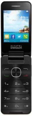 Alcatel 2012D Flip Phone(Gold)