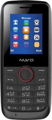 nuvo One-Echo (Without Accessories)(Black)