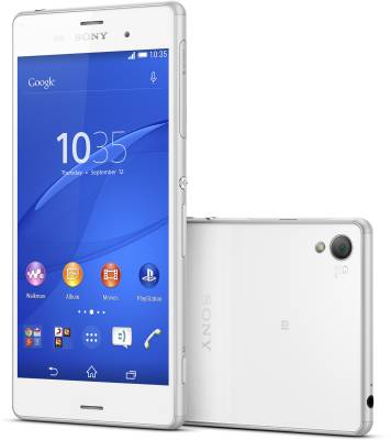 Sony Xperia Z3 (White, 16 GB)