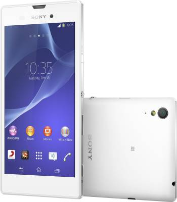 Sony Xperia T3 (White, 8 GB)