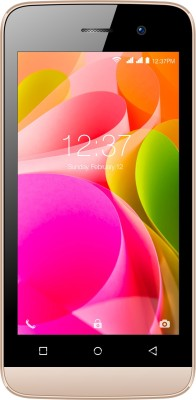 Intex Aqua 4.0 4G (Champagne, 4 GB)(512 MB RAM)