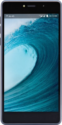 LYF Water 1 (Black, 16 GB)(2 GB RAM) at flipkart
