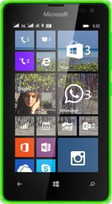 Microsoft Lumia 532 (Dual SIM, Green)