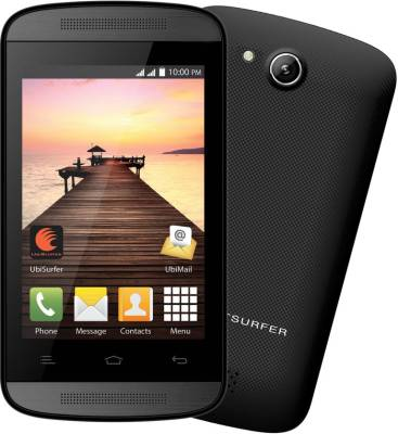 Datawind PocketSurfer 3G4+ (Black, 512 MB)