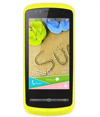Forme F520 (Yellow, 4 GB)