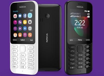 Nokia 222(White) 1