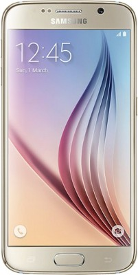 Samsung Galaxy S6 (Gold Platinum, 32 GB)(3 GB RAM) at flipkart