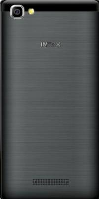 Intex Intex cloud breeze (Black, 8 GB)