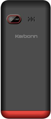 Karbonn K PHONE 9 (Red Black)