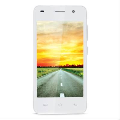 iBall Andi 4P Class-x (White & Silver, 8 GB)