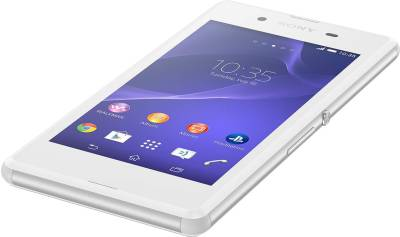 Sony Xperia E3 (White, 4 GB)
