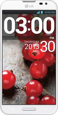 LG Optimus G Pro (E988) (White, 16 GB)