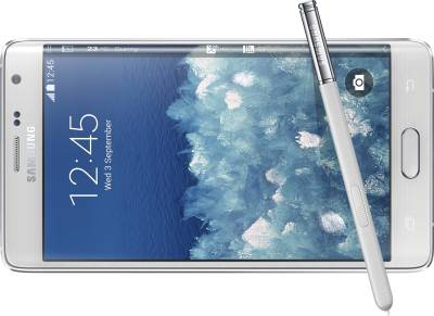 Samsung Galaxy Note Edge (Frost White, 32 GB)