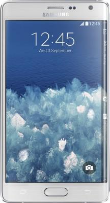 Samsung Galaxy Note Edge (Frost White, 32 GB)(3 GB RAM)