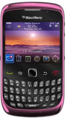 Blackberry Curve 3G 9300(Pink)