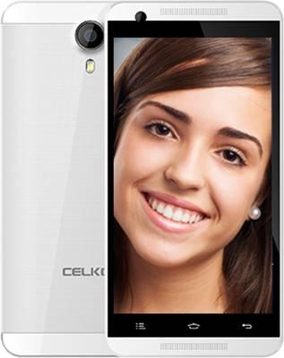 Celkon Millennia Me Q54 Plus Dual Sim (White, 1 GB)