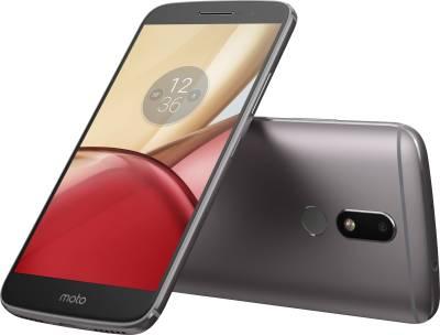 Moto M (Grey, 64 GB)