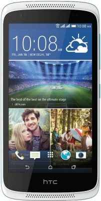 HTC Desire 526G Plus (Glacier Blue, 16 GB)(1 GB RAM) at flipkart