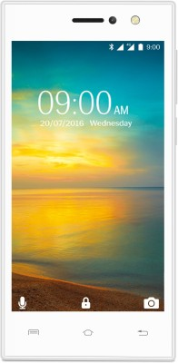 Lava A76+ 4G with VoLTE (White, 8 GB)(1 GB RAM) 1