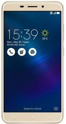 Asus Zenfone 3 Laser (Sand Gold, 32 GB)