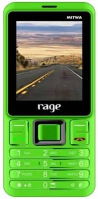 Rage With Power Bank Feature (Green, Black)
