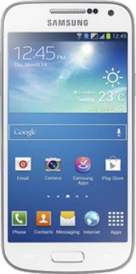Samsung Galaxy S4 Mini 8 GB (White Frost)