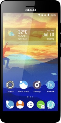 Xolo Black 3GB Black Mobile