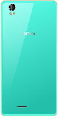 Intex Aqua Speed HD (SeaBlue, 16 GB)