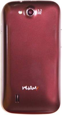 WHAM WS36 3G/WiFi/GPS Android-4.2.2 3.2MP-Camera (Coffee, 2 GB)