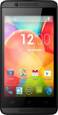 Intex Cloud 3G Gem (Black, 4 GB)