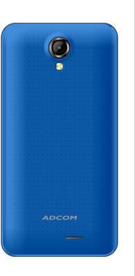 Adcom Thunder Kit Kat A47 (Blue, 4 GB)
