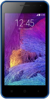 Adcom Thunder Kit Kat A47 (Blue, 4 GB)