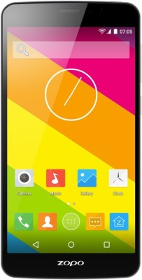 ZOPO ZOPO COLOR S5.5 Blue (Blue, 8 GB)(1 GB RAM) at flipkart