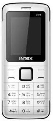 Intex Eco 205(White/Black) 1