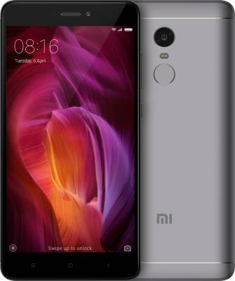 Redmi Note 4 (Dark Grey, 32 GB)