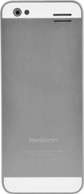 Karbonn K-Phone 1 (White-Silver)