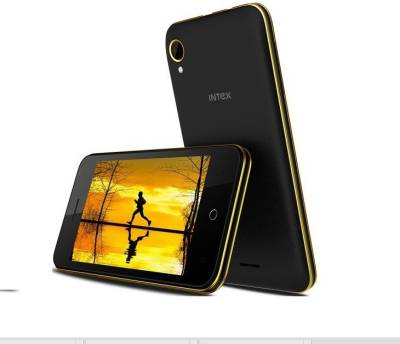 Intex Aqua Y2 Power (Black, 4 GB)