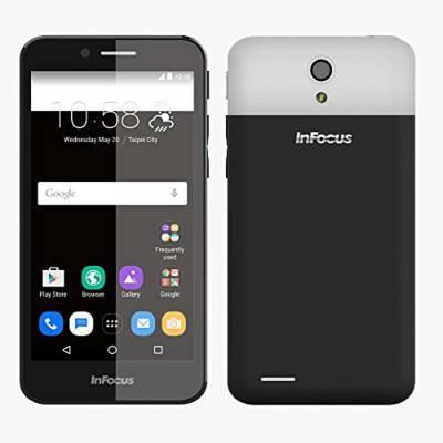 Infocus M260 8 GB (White & Black)