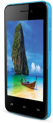 Spice Xlife 431Q Lite (Blue, 4 GB)(512 MB RAM) 1
